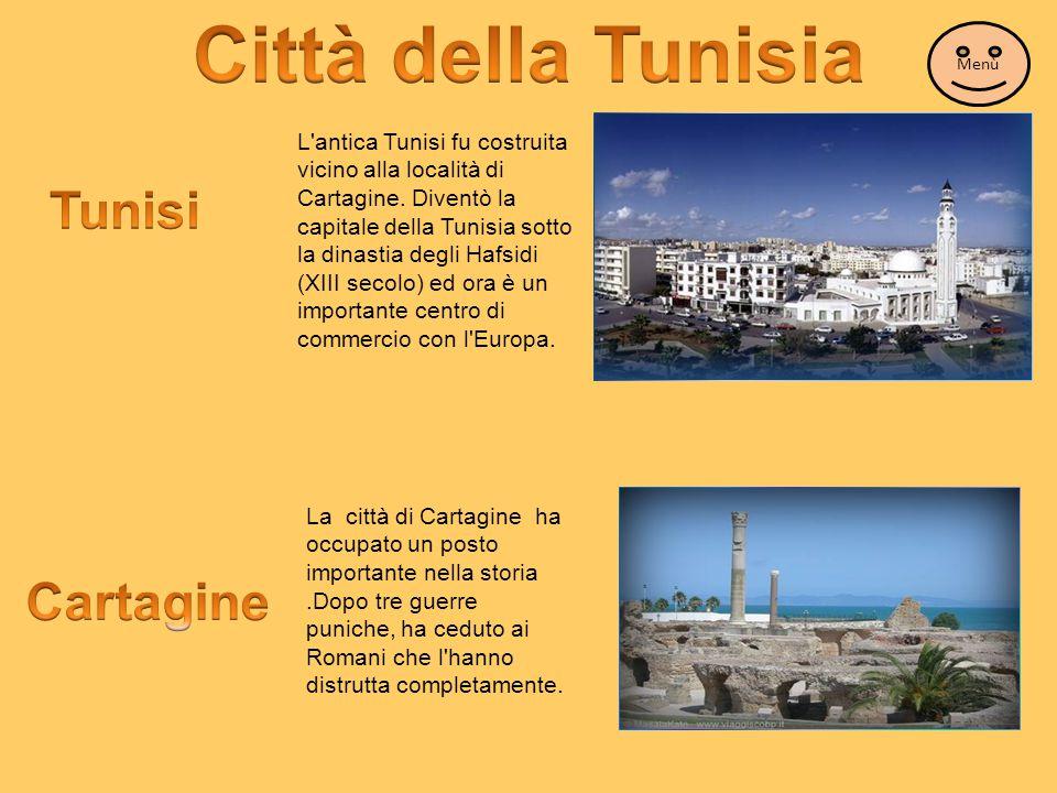 Città della Tunisia Tunisi Cartagine