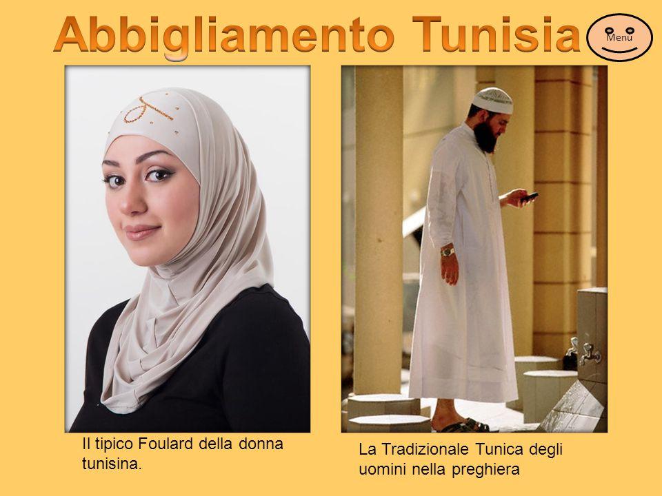 Abbigliamento Tunisia