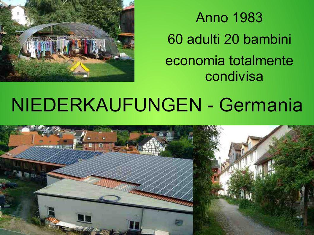 NIEDERKAUFUNGEN - Germania
