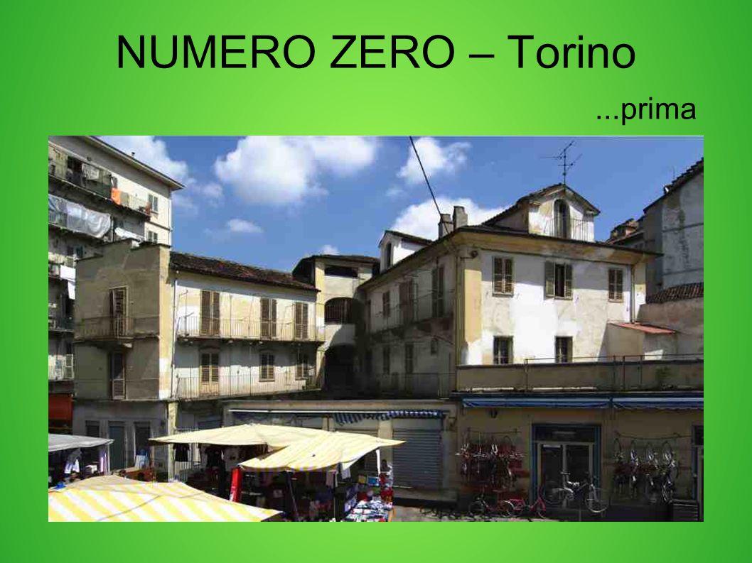 NUMERO ZERO – Torino ...prima