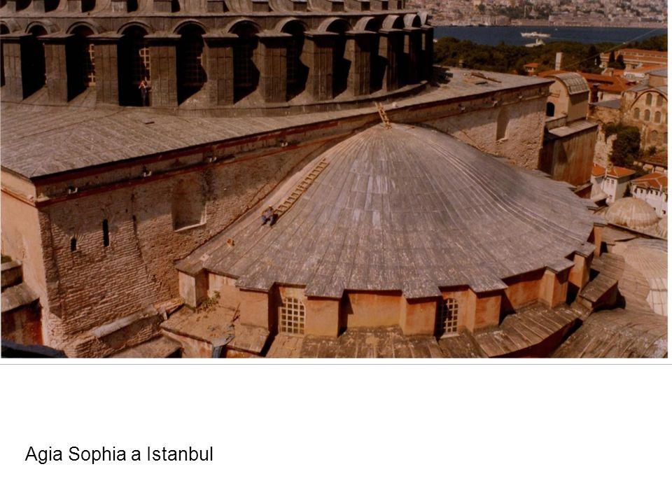 Agia Sophia a Istanbul