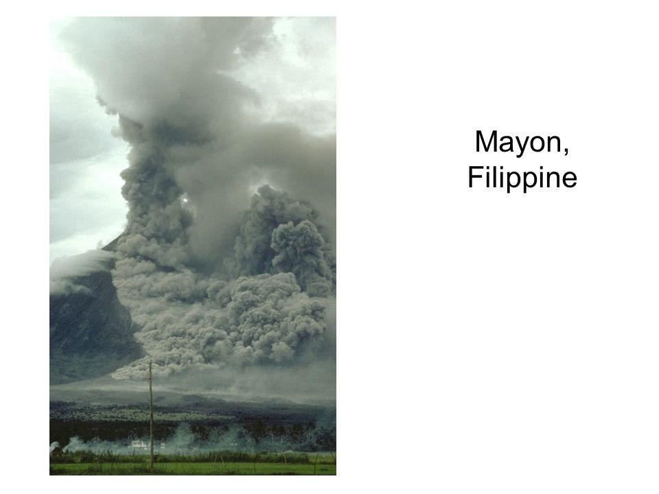 Mayon, Filippine