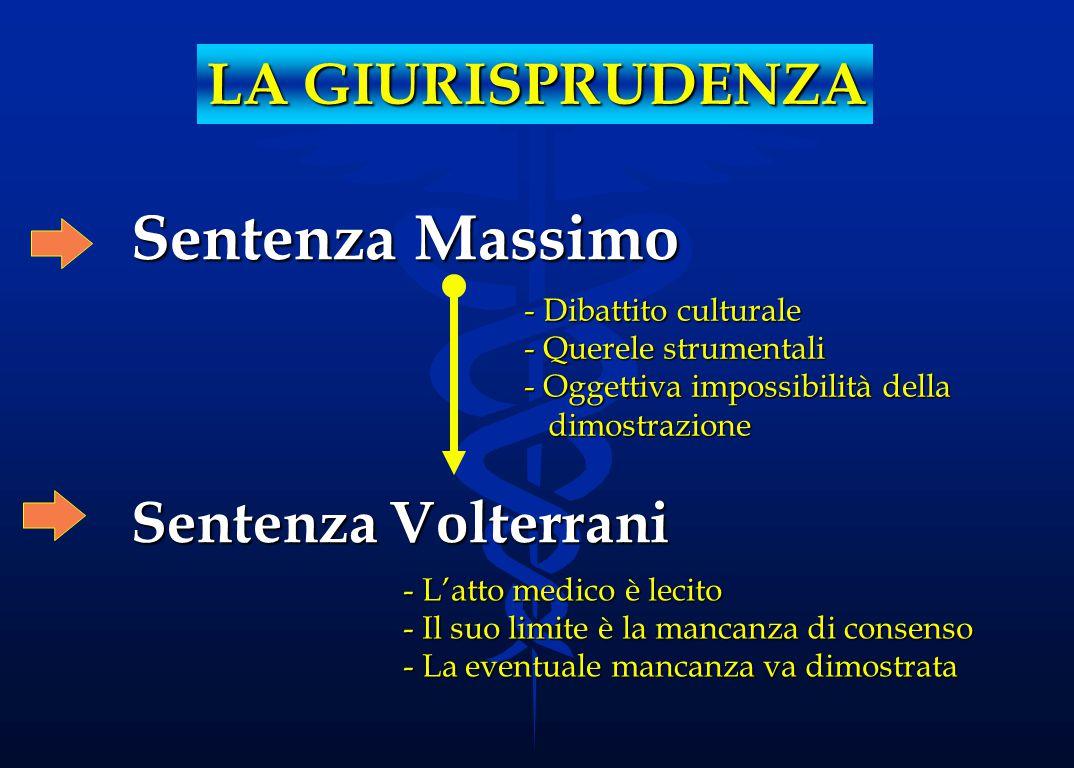 Sentenza Massimo Sentenza Volterrani
