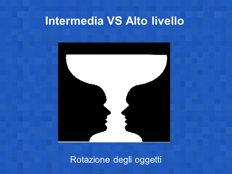 Intermedia VS Alto livello