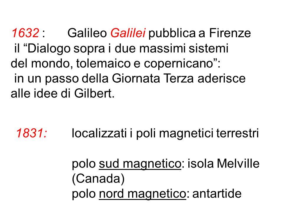 1632 : Galileo Galilei pubblica a Firenze
