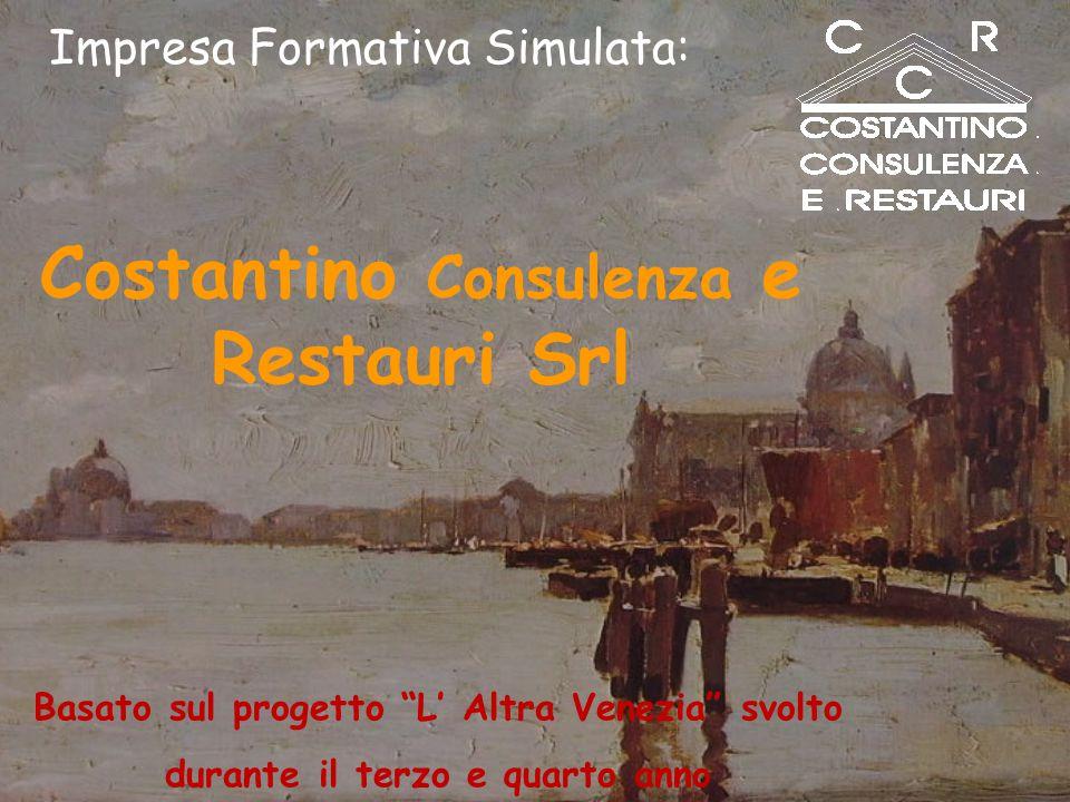 Costantino Consulenza e Restauri Srl