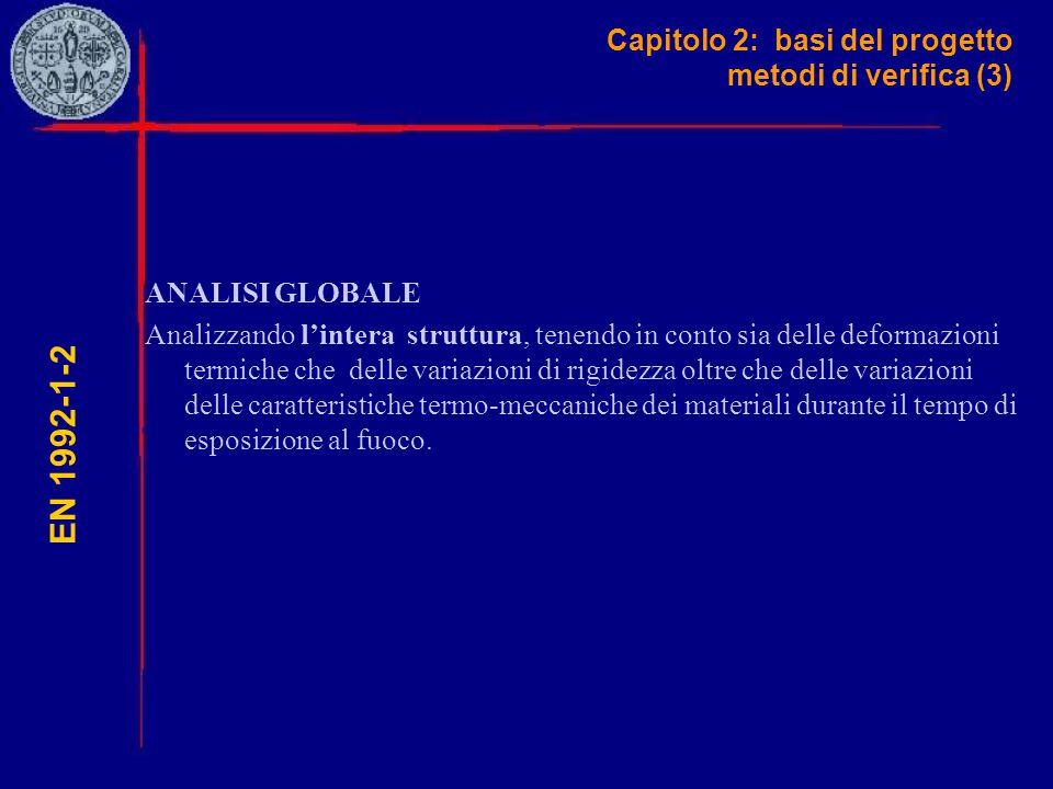Capitolo 2: basi del progetto metodi di verifica (3)
