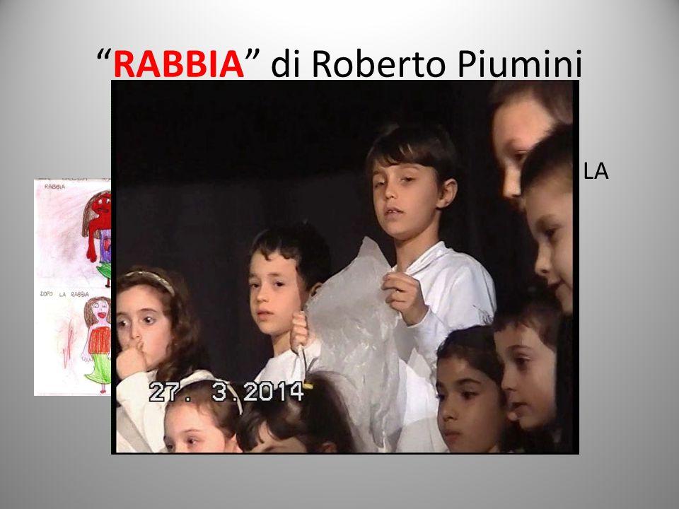 RABBIA di Roberto Piumini