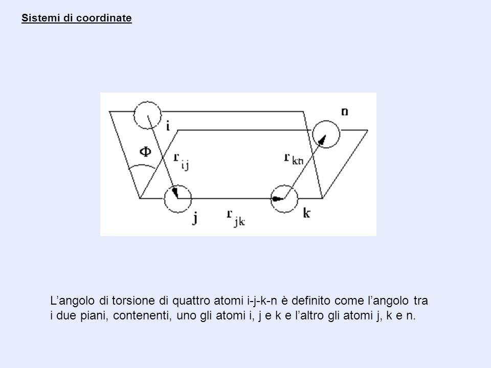 Sistemi di coordinate