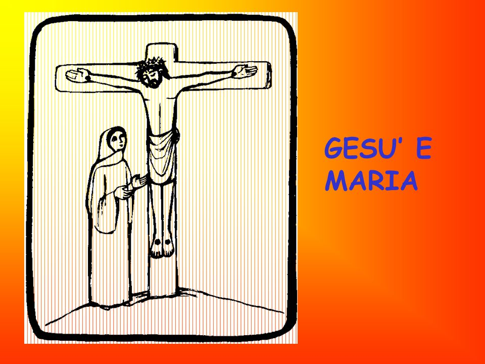 GESU' E MARIA