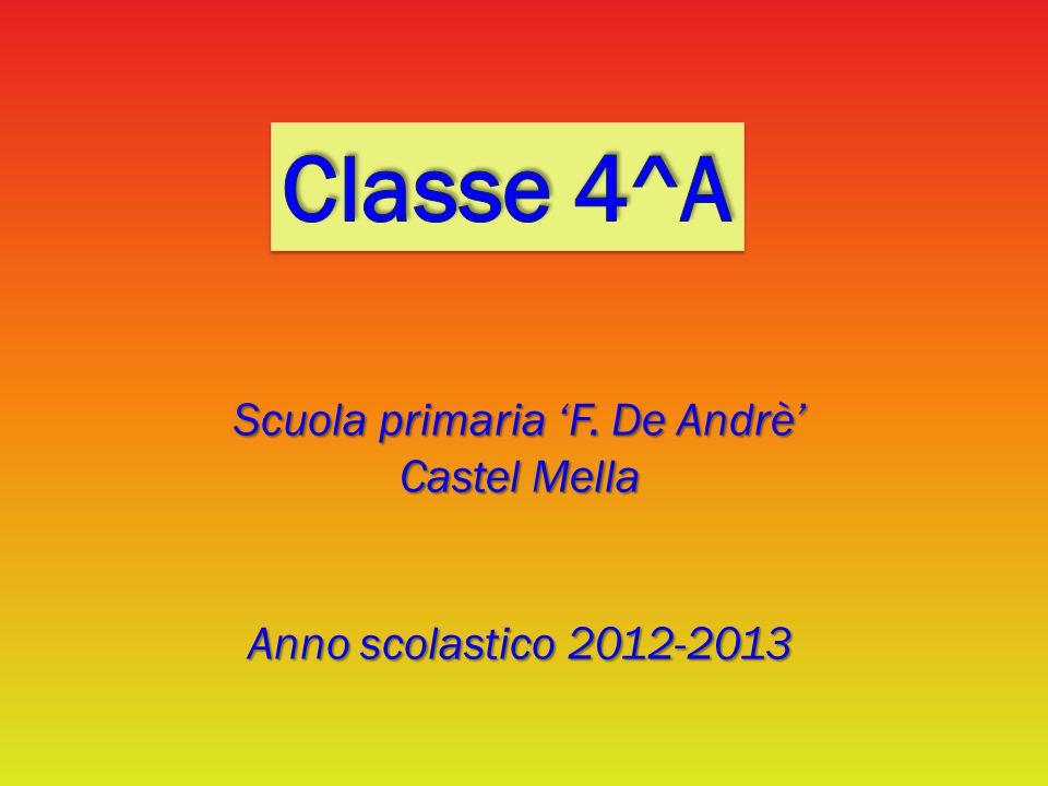 Scuola primaria 'F. De Andrè'