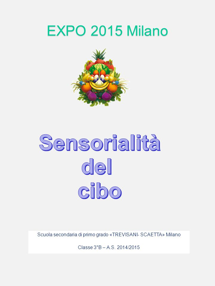 Scuola secondaria di primo grado «TREVISANI- SCAETTA» Milano