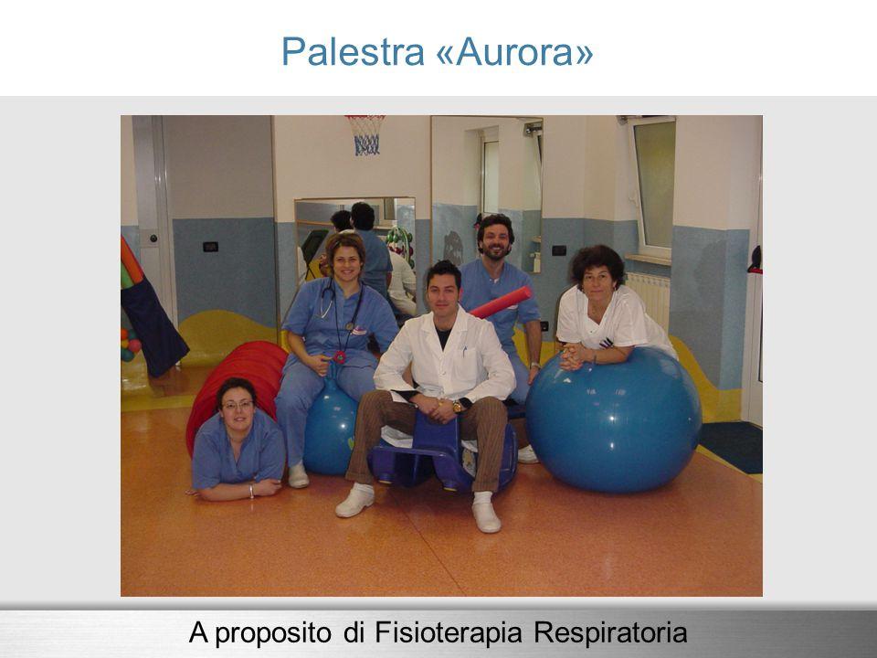 A proposito di Fisioterapia Respiratoria