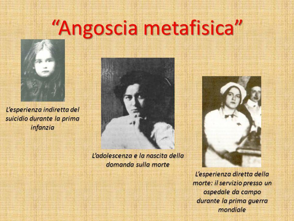 Angoscia metafisica