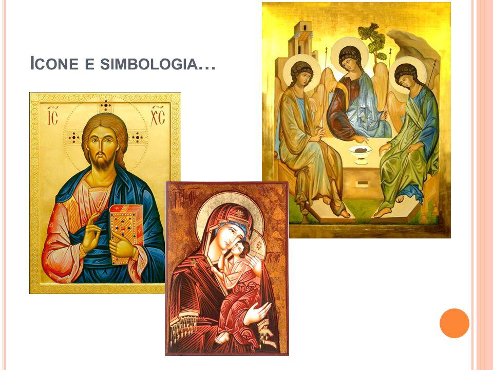Icone e simbologia…