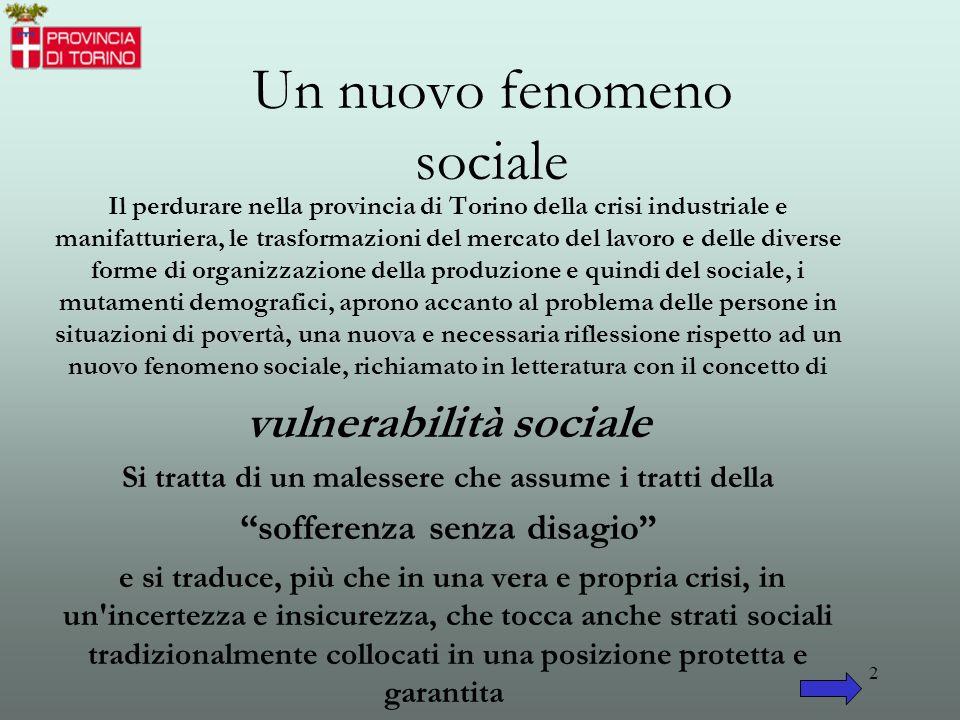 Un nuovo fenomeno sociale
