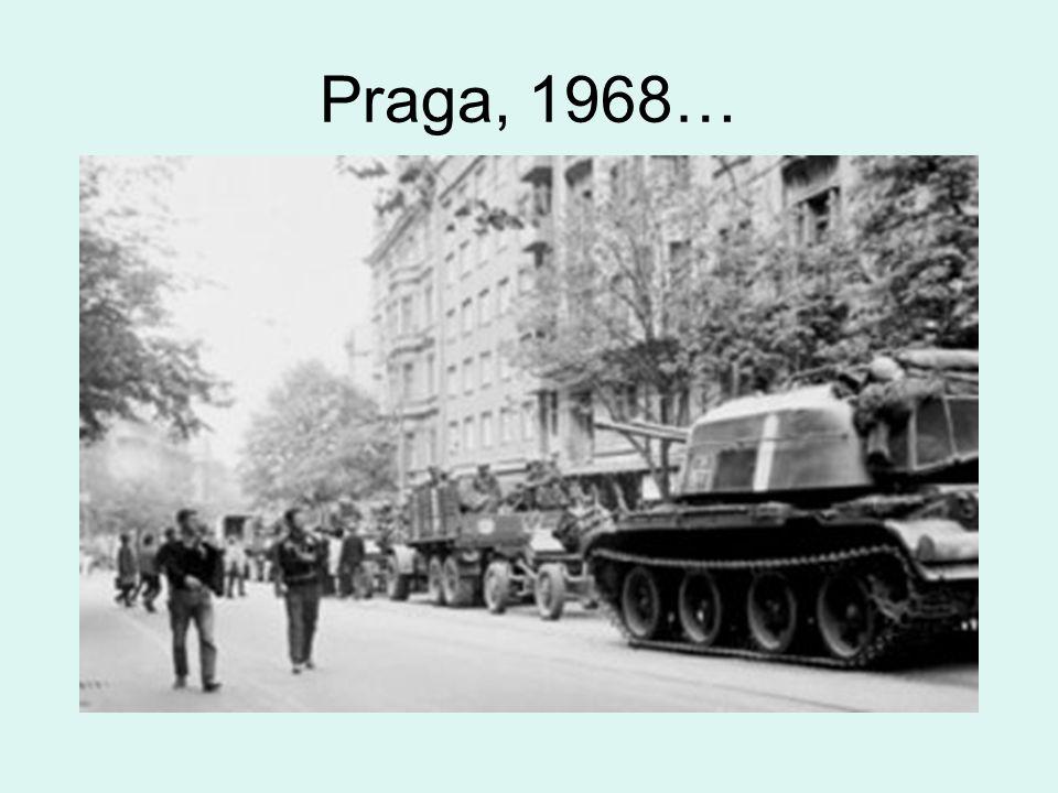 Praga, 1968…
