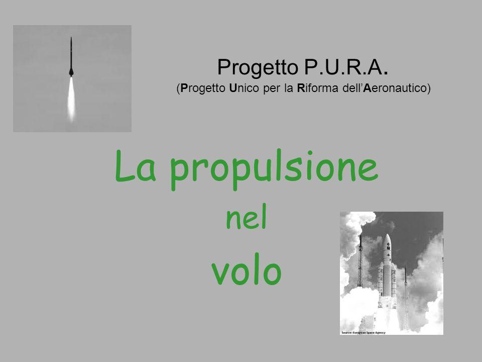 Progetto P.U.R.A. (Progetto Unico per la Riforma dell'Aeronautico)