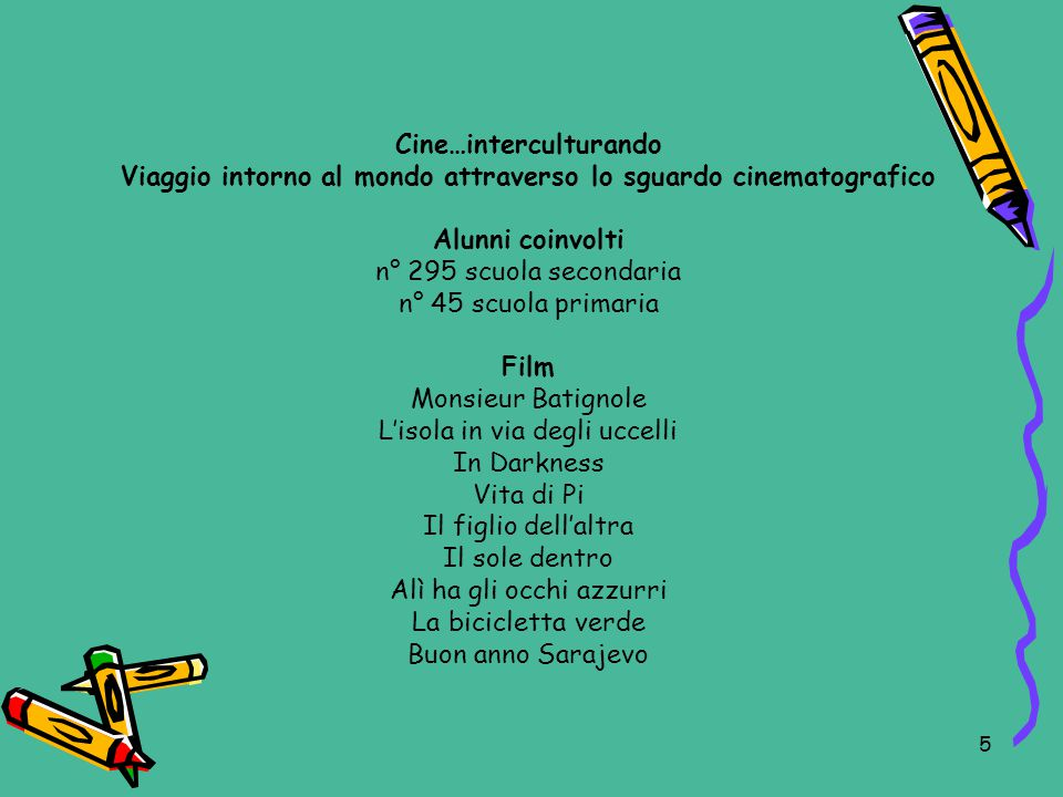 Cine…interculturando