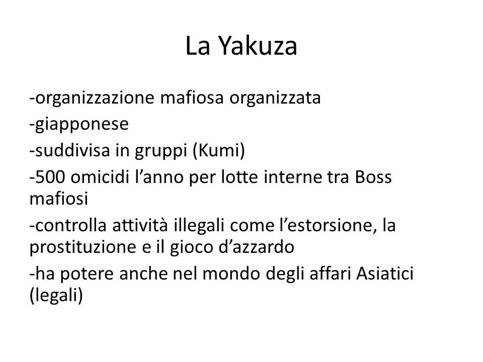 La Yakuza