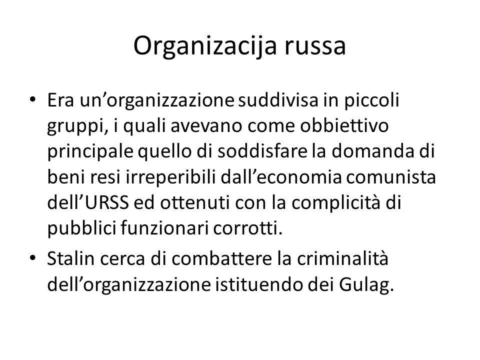Organizacija russa