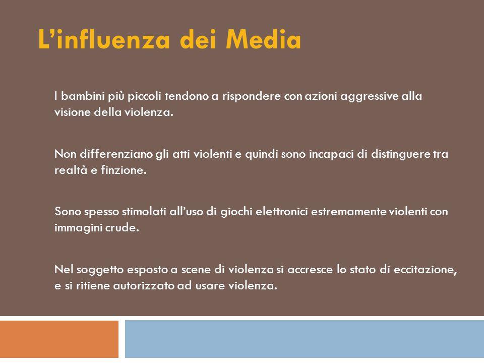 L'influenza dei Media