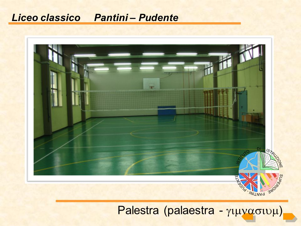 Palestra (palaestra - gimnasium)