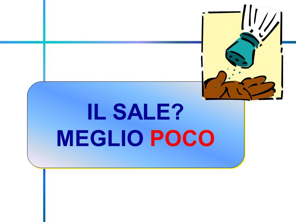 IL SALE MEGLIO POCO 19