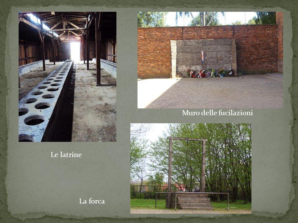 Muro delle fucilazioni