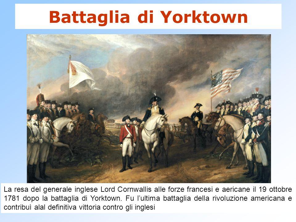 Battaglia di Yorktown
