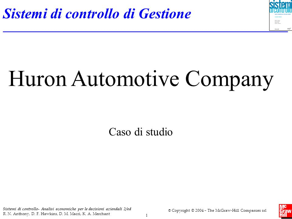 Huron Automotive Company