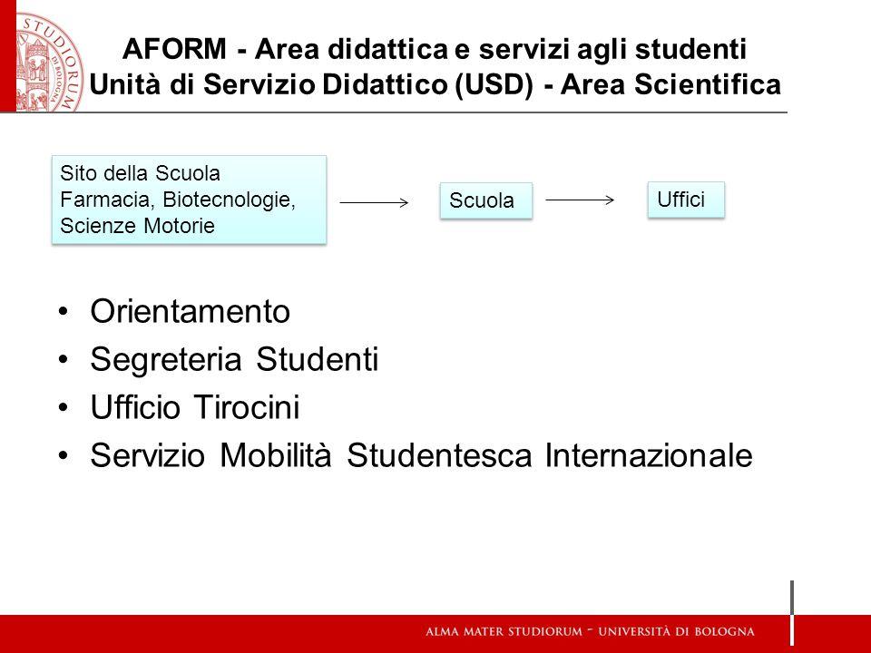 Servizio Mobilità Studentesca Internazionale