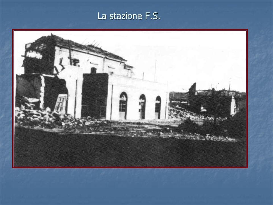 La stazione F.S.