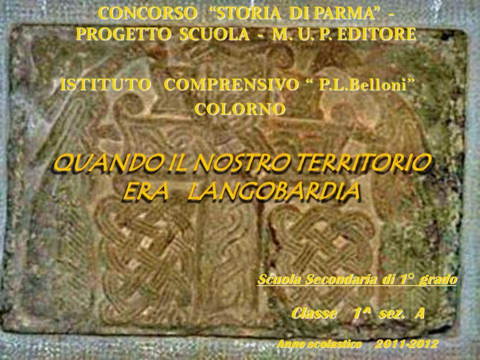 ISTITUTO COMPRENSIVO P.L.Belloni COLORNO