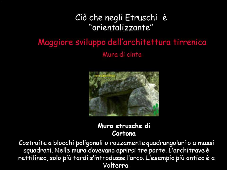 Mura etrusche di Cortona