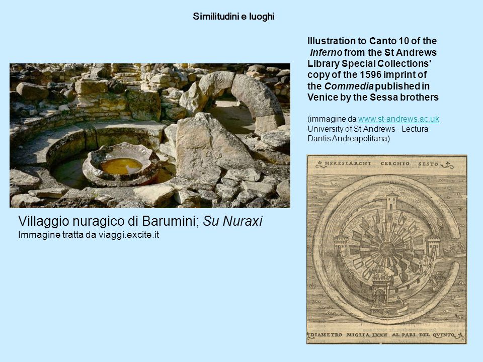 Villaggio nuragico di Barumini; Su Nuraxi