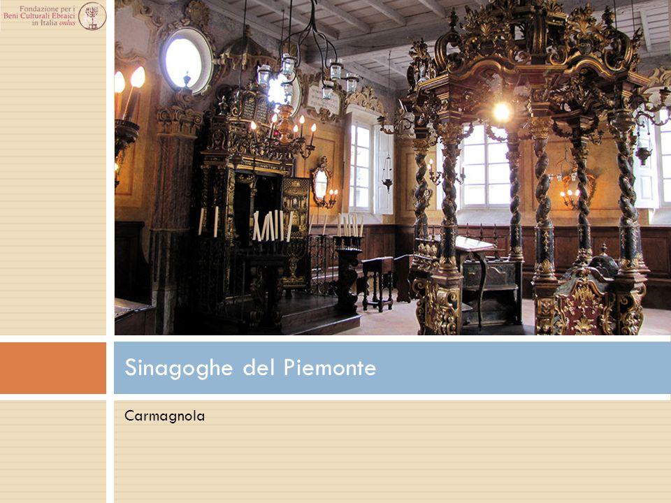 Sinagoghe del Piemonte