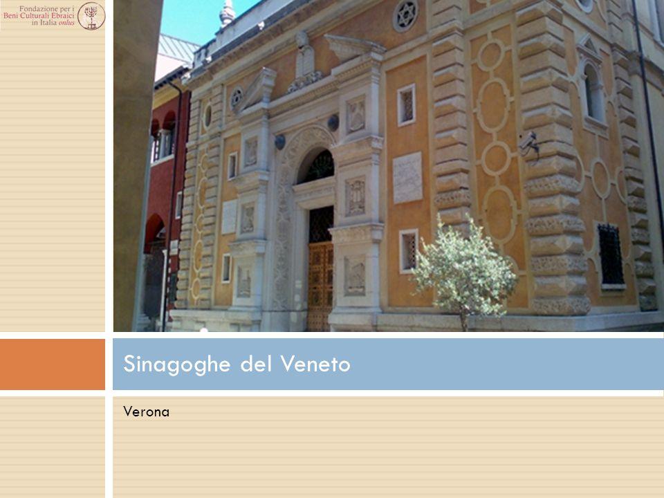 Sinagoghe del Veneto Verona