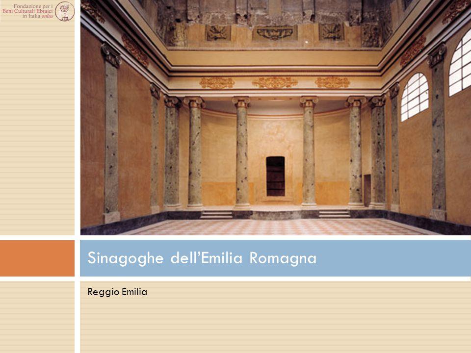 Sinagoghe dell'Emilia Romagna