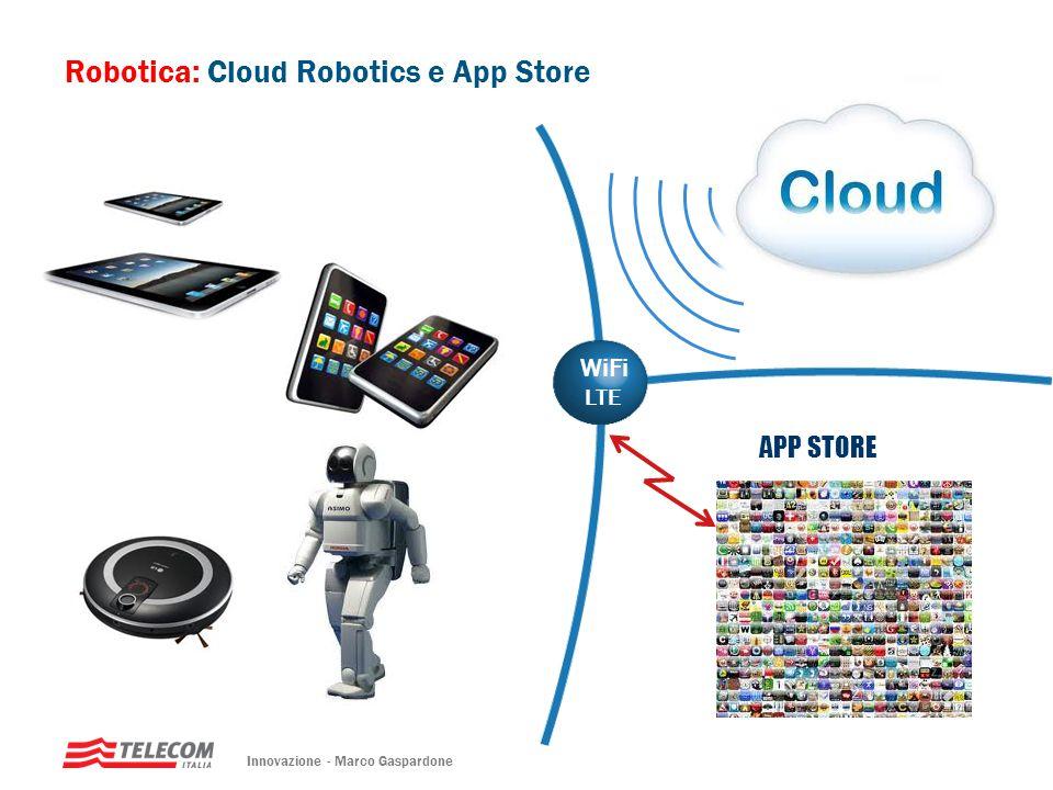 Robotica: Cloud Robotics e App Store