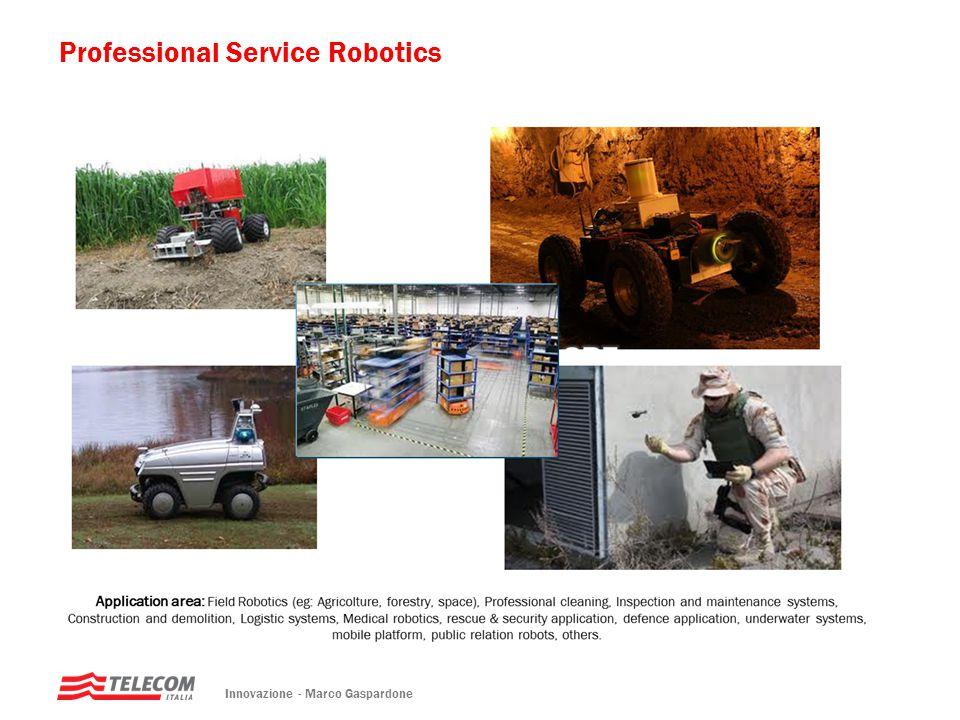 Professional Service Robotics