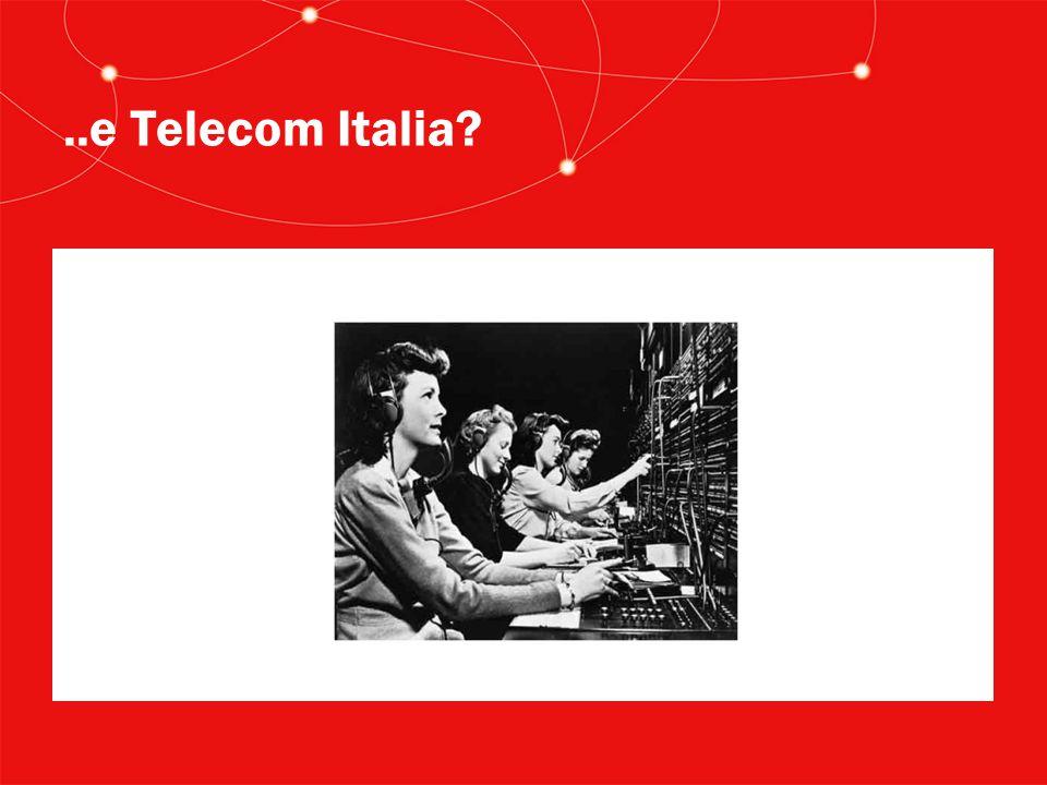 ..e Telecom Italia