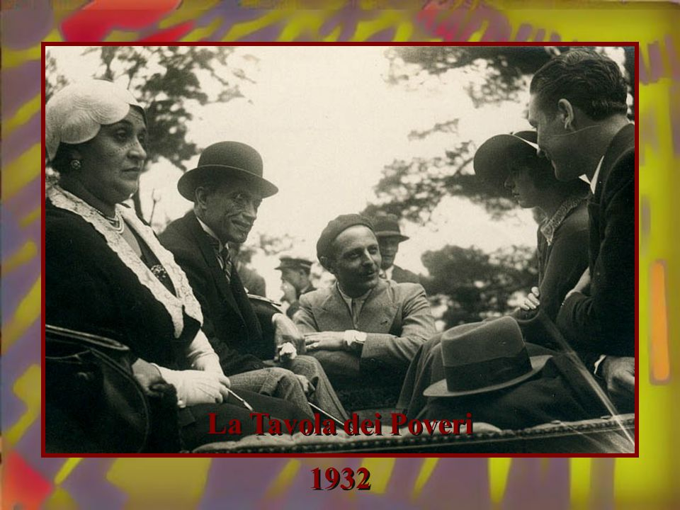 La Tavola dei Poveri 1932