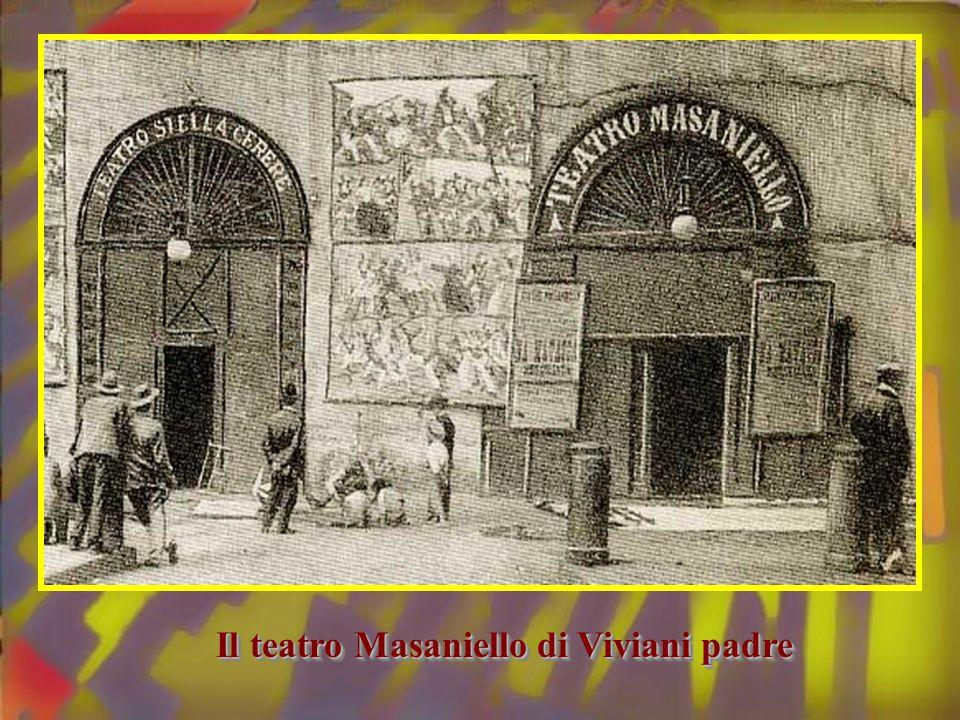 Il teatro Masaniello di Viviani padre
