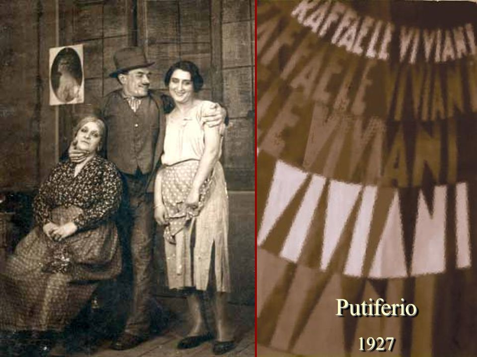 Putiferio 1927