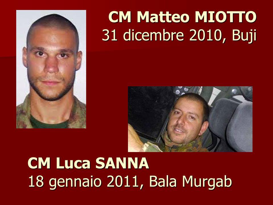 CM Luca SANNA 18 gennaio 2011, Bala Murgab