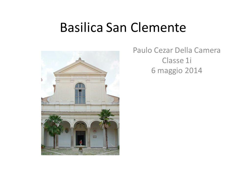 Paulo Cezar Della Camera Classe 1i 6 maggio 2014