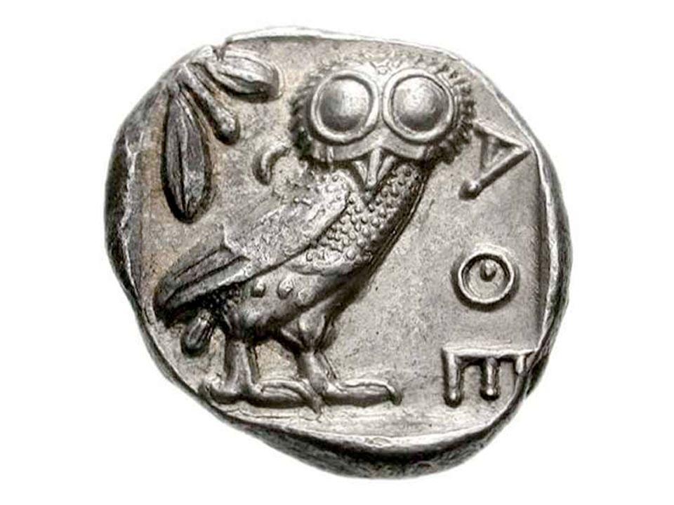 Tetradramma ateniese