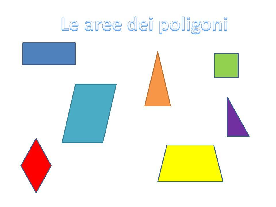 Le aree dei poligoni