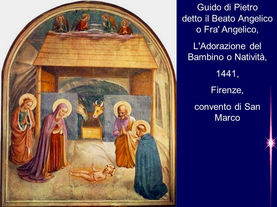 Guido di Pietro detto il Beato Angelico o Fra Angelico,